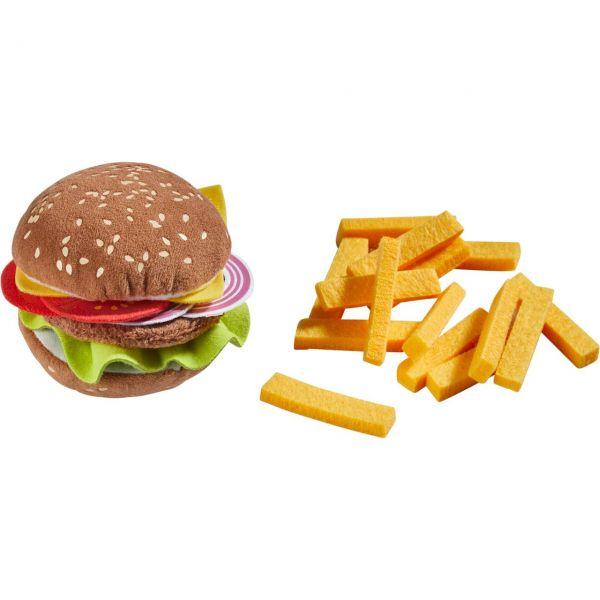 HABA 305817 - Biofino - Burger mit Pommes