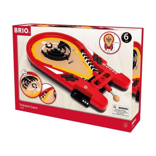 BRIO 34080 - Spiele - Trickshot-Geschicklichkeitsspiel