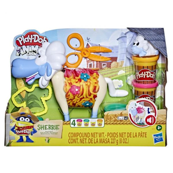 HASBRO E7773 - Play-Doh Animal Crew - Sherrie Mama Wollschaf