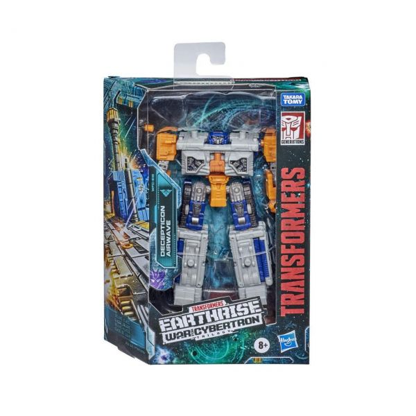 HASBRO E7161 - Transformers Generations War for Cybertron - DECEPTICON AIRWAVE