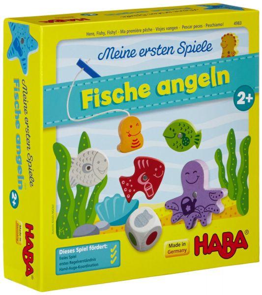 HABA 4983 - Meine ersten Spiele - Fische Angeln