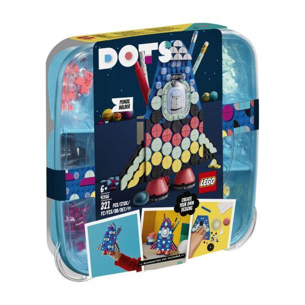 LEGO 41936 - DOTS - Raketen Stiftehalter