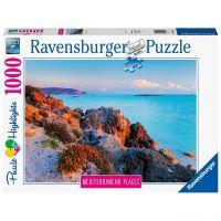 RAVENSBURGER 14980 - Puzzle - Mediterranean Places, Griechenland, 1000 Teile