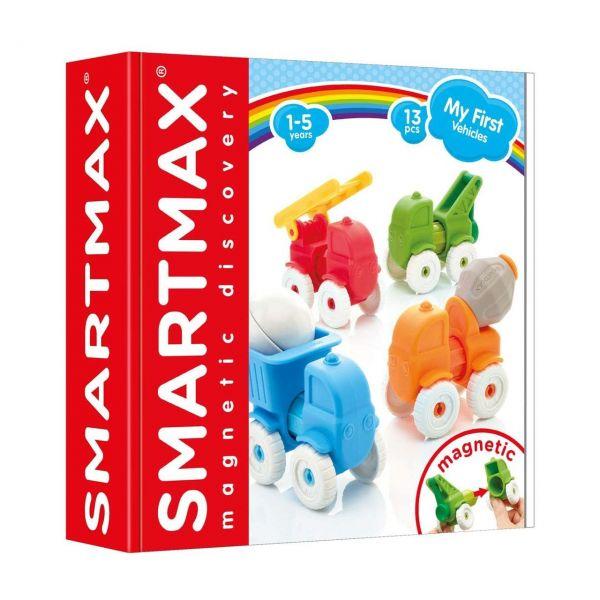 SMARTMAX 226 - My First - Vehicles, Fahrzeuge