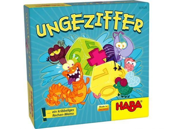 HABA 303628 - Mitbingspiel - Ungeziffer
