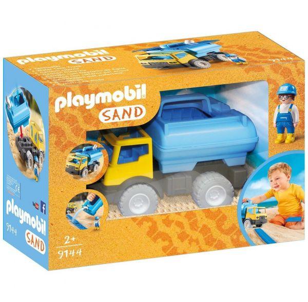 PLAYMOBIL 9144 - Sand - Wassertank-Laster