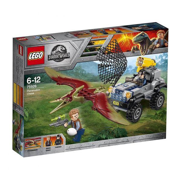 LEGO 75926 - Jurassic World - Pteranodon-Jagd