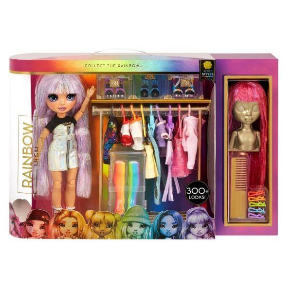 MGA 571049E7C - Rainbow High - Fashion Studio