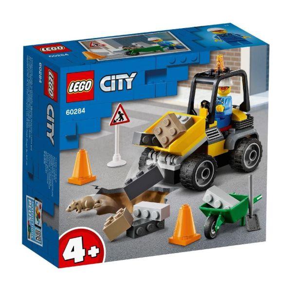 LEGO 60284 - City - Baustellen-LKW