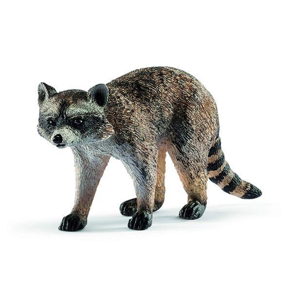 SCHLEICH 14828 - Wild Life - Waschbär