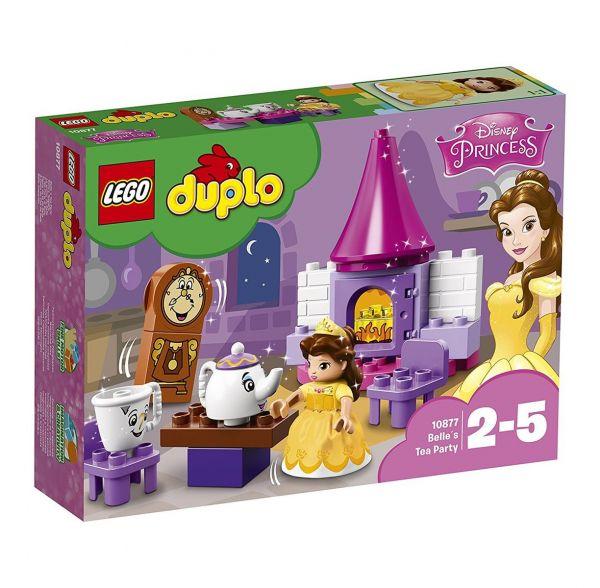 LEGO 10877 - Duplo - Princess Belle's Teeparty