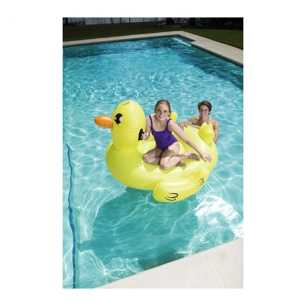 BESTWAY - 41106 - Schwimmtier - Duck Ride on Ente