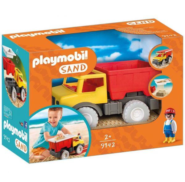 PLAYMOBIL 9142 - Sand - Muldenkipper