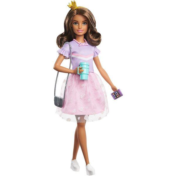 MATTEL GML69 - Barbie - Prinzessinnen Abenteuer Puppe Teresa