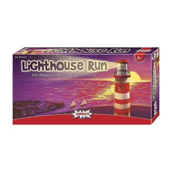 AMIGO 01850 - Familienspiele - Lighthouse Run