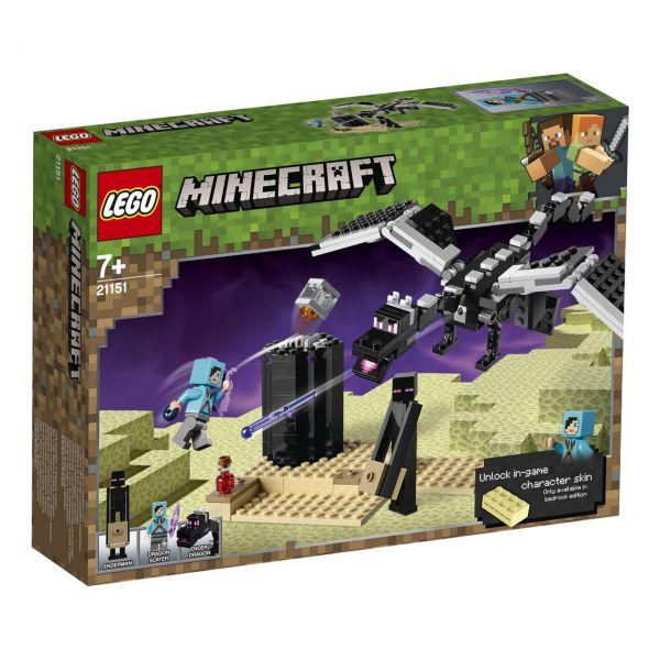 LEGO 21151 - Minecraft - Das letzte Gefecht