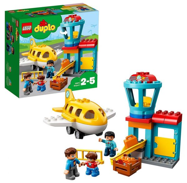 LEGO 10871 - Duplo - Flughafen