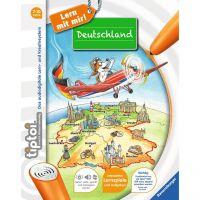 RAVENSBURGER 00013 - tiptoi Buch - Lern mit mir! Deutschland