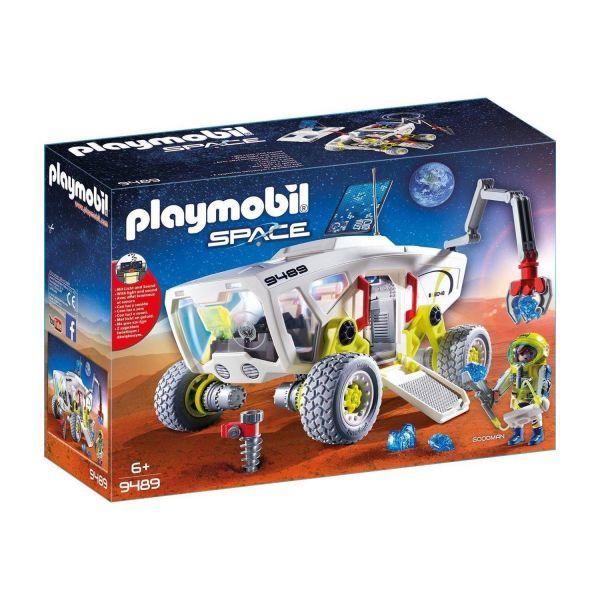 PLAYMOBIL 9489 - Space - Mars-Erkundungsfahrzeug