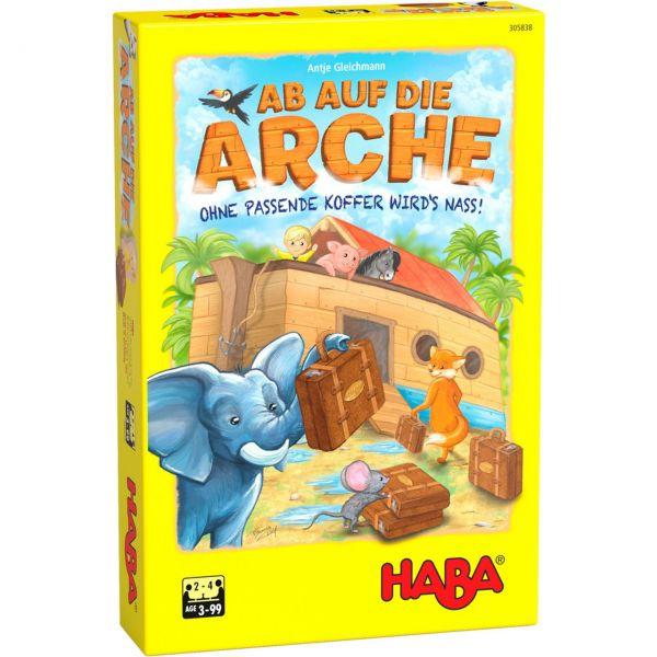 HABA 305838 - Kinderspiel - Ab auf die Arche