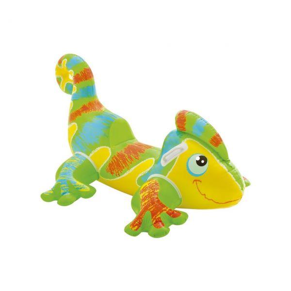 INTEX 56569NP - Aufblasbare Tiere - lachender Gecko Reittier Schwimmen
