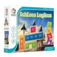 SMART GAMES 030 - Vorschulspiel - Schloss Logikus