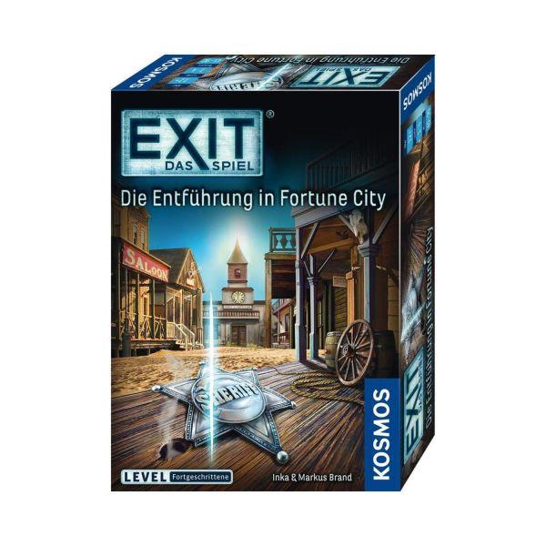 KOSMOS 680497 - EXIT - Die Entführung in Fortune City