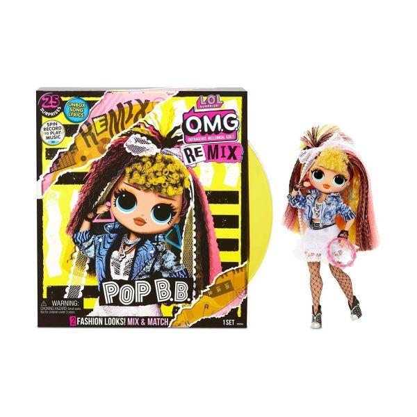 MGA 567257E7C - L.O.L. Surprise O.M.G. REMIX - Puppe Pop-Musik Pop B.B.