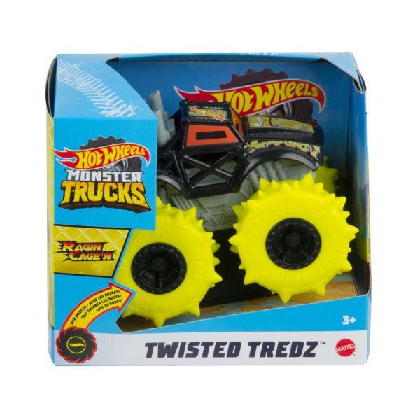 MATTEL GVK43 - Hot Wheels - Monster Trucks 1:43, Ragin Cagen