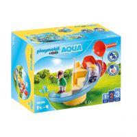 PLAYMOBIL 70270 - 1.2.3 AQUA - Wasserrutsche