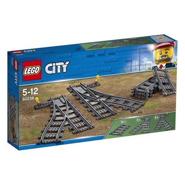 LEGO 60238 - City - Weichen
