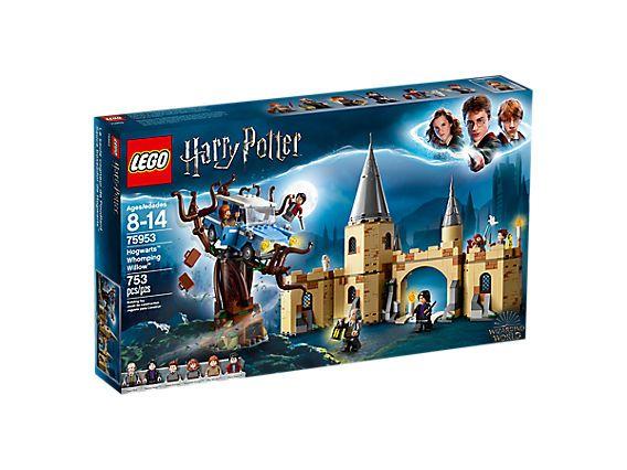 LEGO 75953 - Harry Potter - Die Peitschende Weide von Hogwarts