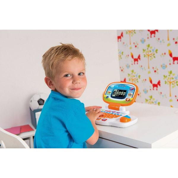 VTECH 80155404 - Ready, Set, School Lerncomputer - Mein Lernlaptop