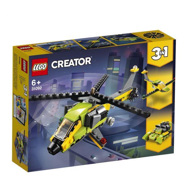 LEGO 31092 - Creator - Hubschrauber-Abenteuer