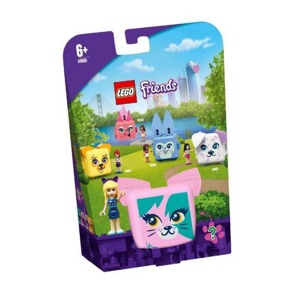 LEGO 41665 - Friends - Stephanies Katzen-Würfel