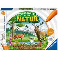 RAVENSBURGER 00043 - tiptoi Spiel - Unterwegs in der Natur