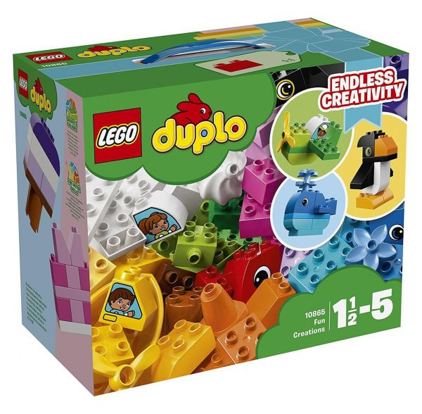 LEGO 10865 - Duplo - Witzige Modelle