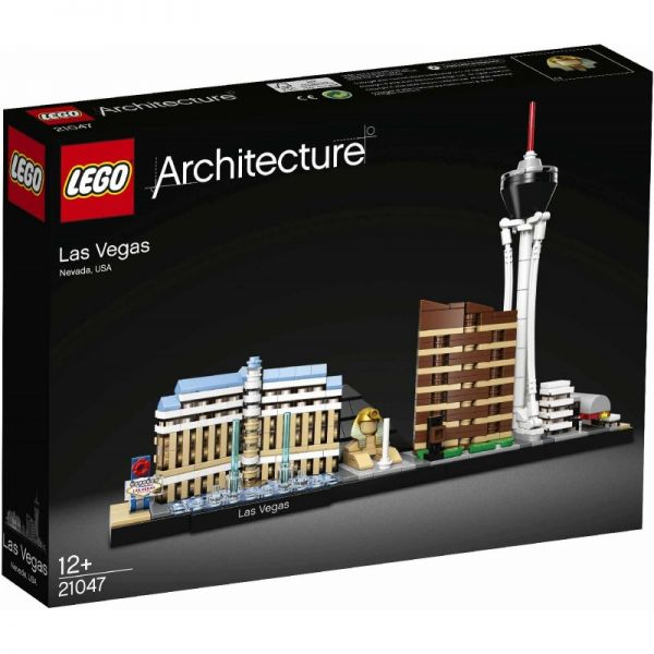 LEGO 21047 - Architecture - Las Vegas