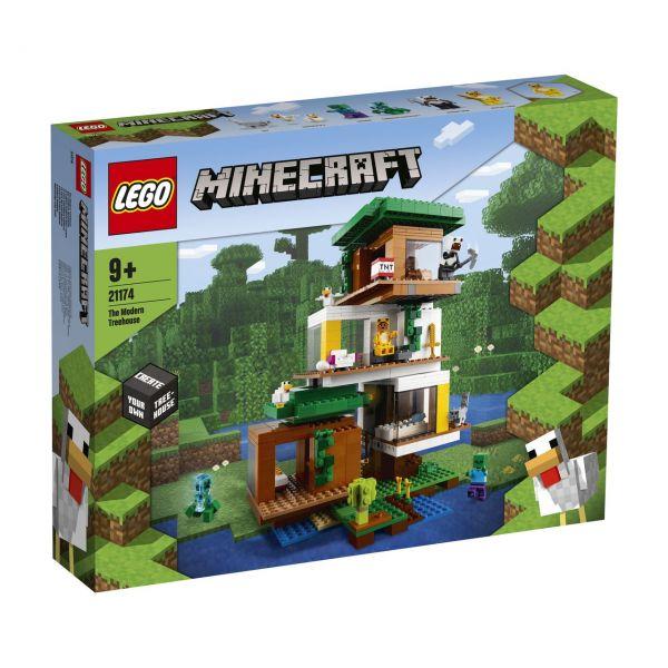 LEGO 21174 - Minecraft™ - Das moderne Baumhaus