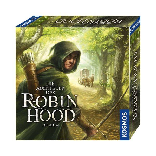 KOSMOS 680565 - Familienspiel - Die Abenteuer des Robin Hood