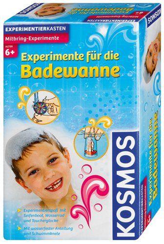 KOSMOS 657130 - Mitbringexperiment - Experimente für die Badewanne