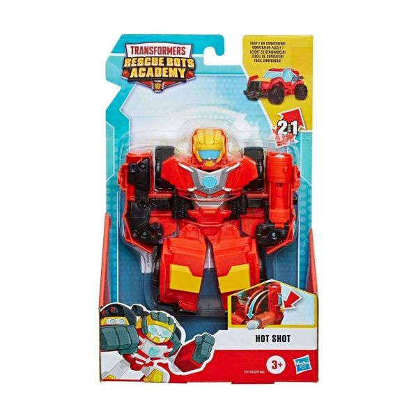 HASBRO E7171 - Playskool Heroes Transformers - Rescue Bots, HOT SHOT