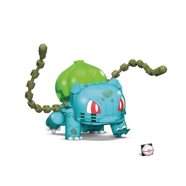 MATTEL GVK83 - Mega Construx Pokémon - Medium Bisasam
