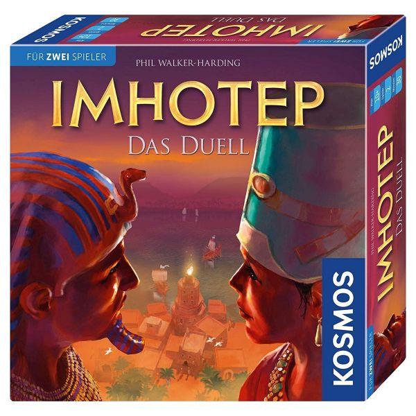 KOSMOS 694272 - Familienspiel - Imhotep - Das Duell