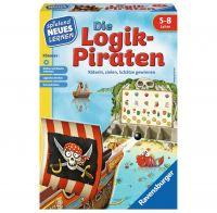 RAVENSBURGER 24969 - Spielend neues Lernen - Die Logikpiraten
