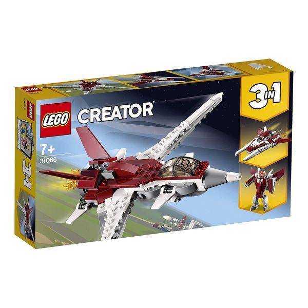 LEGO 31086 - Creator - Flugzeug der Zukunft