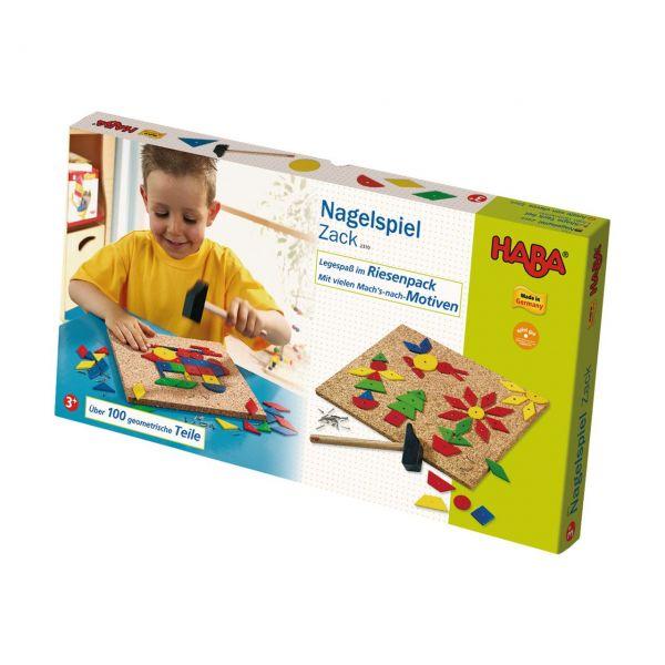 HABA 2310 - Nagelspiel - Zack