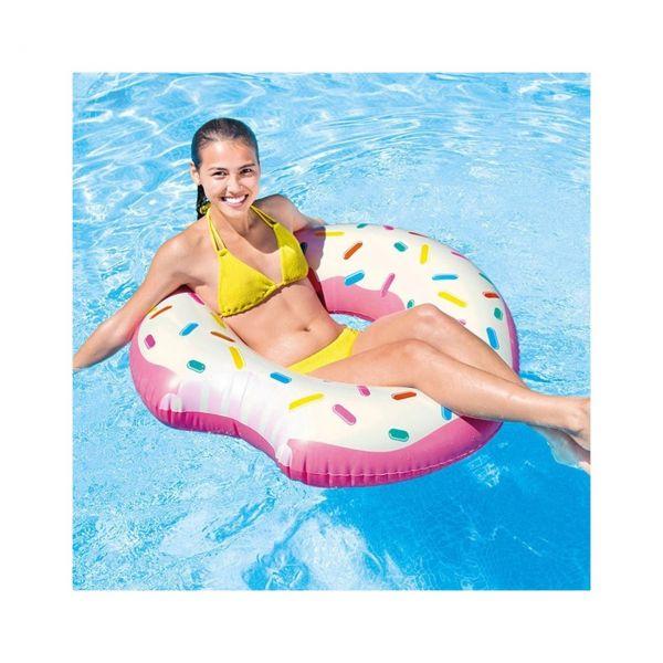 INTEX 56265NP - Schwimmreifen - Donut, 107cm