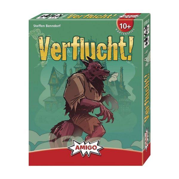 AMIGO 01803 - Kartenspiele - Verflucht!