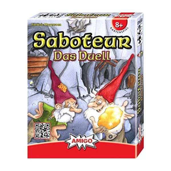 AMIGO 05943 - Kartenspiele - Saboteur - Das Duell